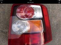 Range Rover sport L320 rear light