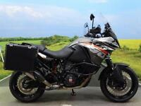 KTM 1190 Adventure 2014 electronic suspension**MASSIVE SPEC ON THIS BIKE! LOOK!*