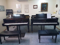 Edmonton Young Composers Program: Piano, Theory & Composition