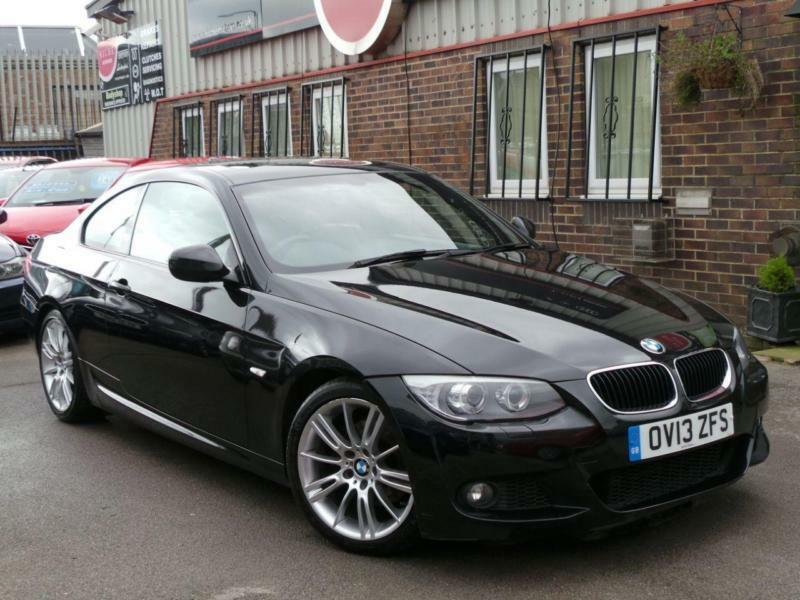 BMW Series D M Sport Dr Door Coupe In Bradford - 2 door bmw