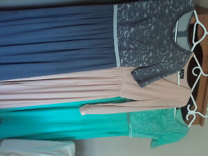 Beautiful bridesmaid and prom dresses for sale