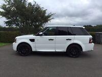 "Range Rover 3.6 hst sport ""top of the range"""