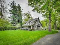 Breathtaking Custom Built 1920's Country Estate! 187 Hedge Road