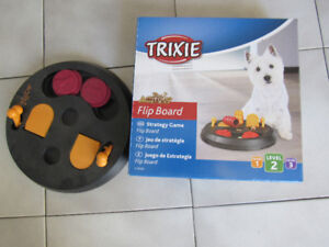 JEUX INTERACTIFS POUR CHIEN-INTERACTIVE BOARD FOR DOG