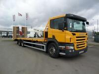 2006 (06) SCANIA P270 6X2 BEAVERTAIL PLANT RECOVERY TRUCK