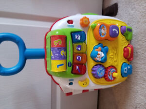Vtech Roll and Learn Activity Suitcase for sale