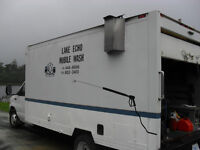 Lake Echo Mobile Wash..902 802-2403 * We carry our own water *