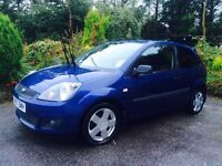 Ford Fiesta damaged repairable