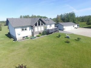 IMMACULATE BUNGALOW ON 3.29 ACRES