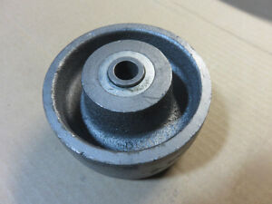 New Caster Wheel, 700 lb., 4 D x 1-3/4In