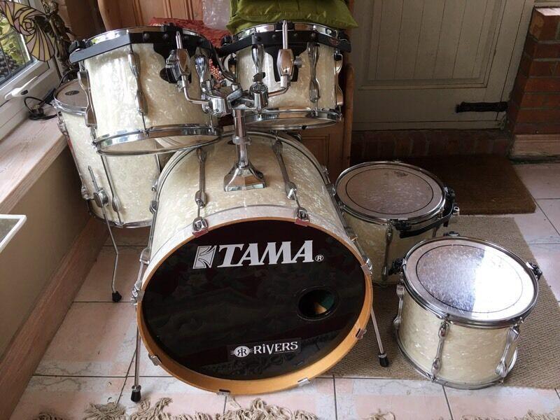 TAMA Rockstar 7 Piece Drum Kit