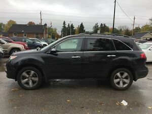 2011 ACURA MDX AWD * LEATHER * SUNROOF * REAR CAM * NAV * DVD *  London Ontario image 3