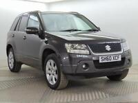 2010 Suzuki Grand Vitara SZ5 DDIS Diesel grey Manual
