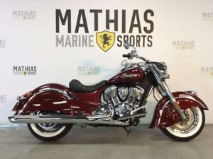 2018 Indian CHIEF CLASSIC / 67$/sem