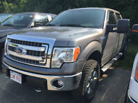 2013 Ford F-150 SuperCrew loaded xlt Pickup Truck