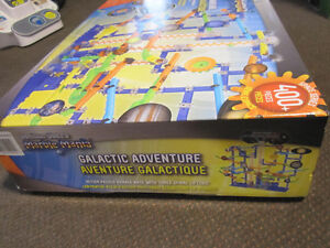 Techno Gears Marble Mania 400+ Pieces Galactic Adventure - Open Kitchener / Waterloo Kitchener Area image 5