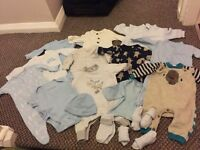 Baby boy bundle (newborn upto 10lb)