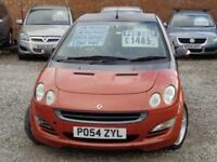 2004 SMART FORFOUR Pulse Rhd 95bhp 1.3