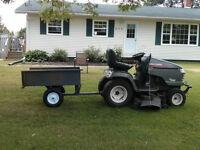 Dump Cart for Spreader