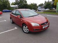2008 Ford Focus 1.6 Style - New MOT - Ready to drive away now.