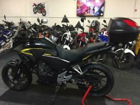 2015 Honda CB500x 500cc == we accept p/x / sell us your bike