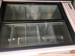 Two Door Commercial Refrigerator - LIKE NEW - HAS TO GO!