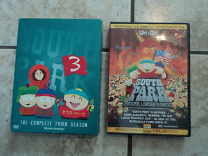 Saison 3 South Park + DVD