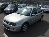 Rover 25 1.4 84ps i 2004/54 WITH JUNE 17 MOT