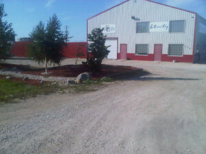 Storage Compound  1.35 acres and Office 950 Sq Ft