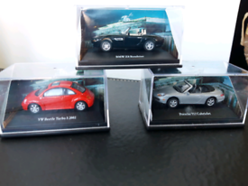COLLECTABLE CARS MINI IN BOX TCM