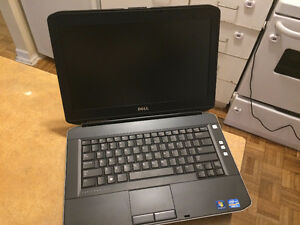 Laptop Dell Win 7 pro Intel Core i5