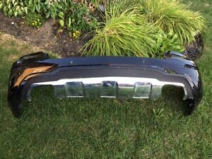 Mercedes Rear Bumper