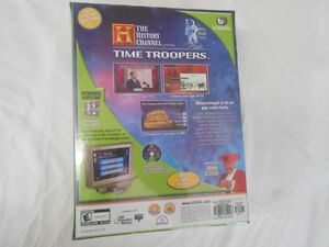 Time Troopers DVD Game- Ages 6-106-NEW! Still SEALED London Ontario image 2