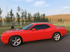 Supercharged 2009 Dodge Challenger SRT8 Coupe