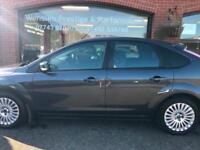 2010 '10' Ford Focus 1.6 Titanium Manual Hatchback