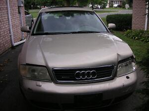 1999 Audi A6 Quattro Sedan