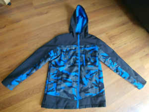 Boys fall/spring jacket - size 10/12