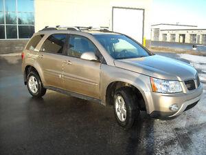 2008 Pontiac Torrent AWD SUV