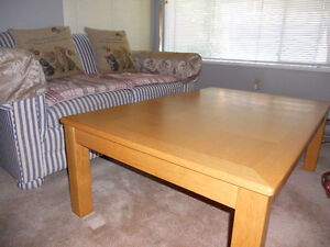 large cafe table for  big family   moving sell