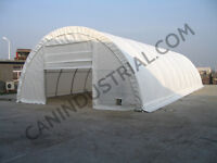 Portable Fabric Buildings Fall Sale On Now - Can Industrial
