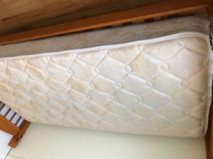 Mattress twin size for $50