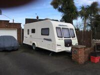 2011 Bailey Pegasus 462 (2 berth caravan)