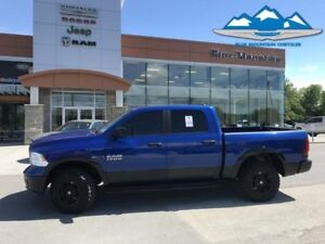 2014 Ram 1500 Outdoorsman  ACCIDENT FREE, BLUETOOTH, ECODIESEL!!
