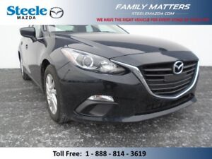 2015 Mazda MAZDA3 GX OWN FOR $107 BI-WEEKLY WITH $0 DOWN!