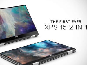 2018 dell xps 15 model of 9575 (retail 3399$+TAX = 3910$)