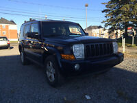 7 PASSAGERS,2006 Jeep Commander SPORT 135 000KM,CUIR!!