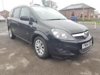 14 2014 Vauxhall Zafira 1.7CDTi 16v ecoFLEX ( 125ps ) 2014MY Design NAV