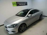 Mercedes-Benz CLA 180 1.6 Sport, Petrol, Panoramic roof, Sat nav,
