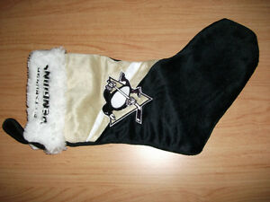NHL Christmas stocking