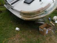 Major/Minor Fiberglass repair